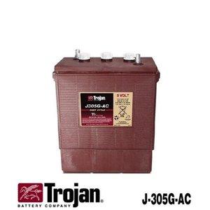 Bateria Tracionaria Trojan J305G-AC 6V 315Ah Veículos Elétricos