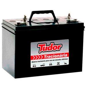 Bateria Tudor Tracionária TT22MED 12V 85Ah Veículo Elétrico
