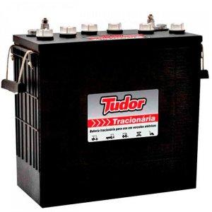 Bateria Tudor Tracionária TT24HGC 12V 195Ah Veículo Elétrico