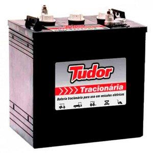 Bateria Tudor Tracionaria TT36GGC 6V 225Ah Veículo Elétrico