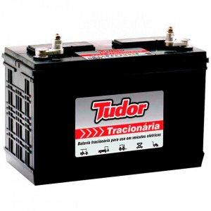 Bateria Tudor Tracionária TT38KPE 12V 130Ah Veículo Elétrico - Plataformas