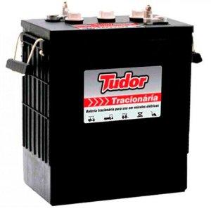 Bateria Tudor Tracionária TT42HGC 6V 335Ah Veículo Elétrico