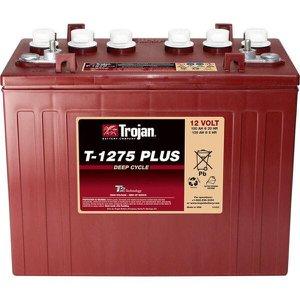 Bateria Tracionaria Trojan T 1275 - 12V 150Ah Veículos Elétricos