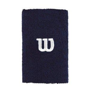 Munhequeira Wilson Par Wristband Longa - Azul escuro