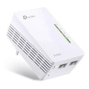 Extensor Power Line Tp-link Tl-wpa4220 Av600 Avulso V4.0