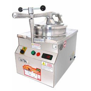 Fritadeira de Pressão BCK Super 6000 1 Cesto 10 Litros 220V NovaInd