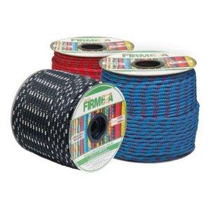 Corda Poliester Firmeza 16mm Color - 40 Metros