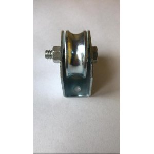 2 Roldana Fz 1.1/2 C/Suporte e Rolamento C/Caixa - 1/2 Cana