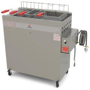 Fritadeira Água e Óleo a Gás 30L PR-3000 BPAT Progás 127v