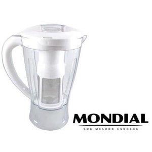 Copo Cristal Completo Liquidificador Mondial L-31 L-41