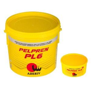 Cola para pisos de madeira PELPREN PL6 - Epóxi bi componente - Não agride o Verniz - Italiana