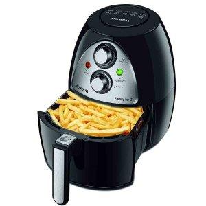 Fritadeira Elétrica Air Fryer Mondial Naf-03 1.500w:110v