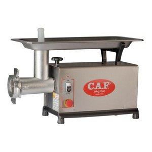 Moedor/ Picador De Carne Industrial Boca 22 Inox Caf 220v