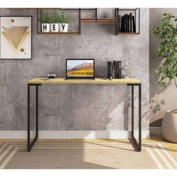 Escrivaninha 120cm Porto Espresso Móveis