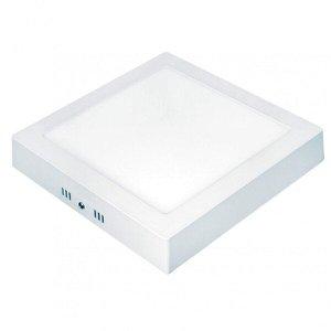 Painel LED Quadrado de Sobrepor 24W Lux Bivolt Taschibra