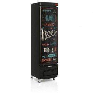 Cervejeira Porta com Adesivo 230L Gelopar 127V