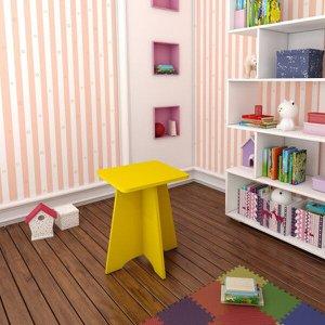 Banqueta Twister Tcil Móveis