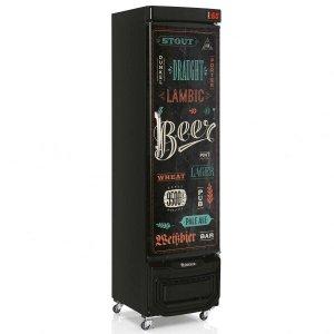 Cervejeira Porta com Adesivo 230L 220V Gelopar