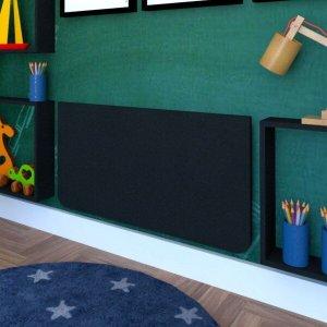 Mesa Infantil Dobrável 80cm com Canto Arredondado Bramov Móveis